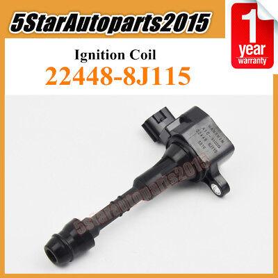 GENUINE OEM Ignition Coil Fits Nissan Frontier Pathfinder More 22448-8J115