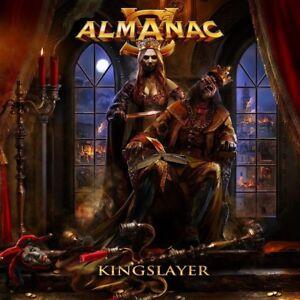 ALMANAC-KINGSLAYER-GOLD-VINYL-2-VINYL-LP-NEU