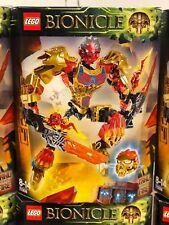 Genuine Lego 71308 Bionicle Tahu Uniter of Fire Brand New /& Sealed