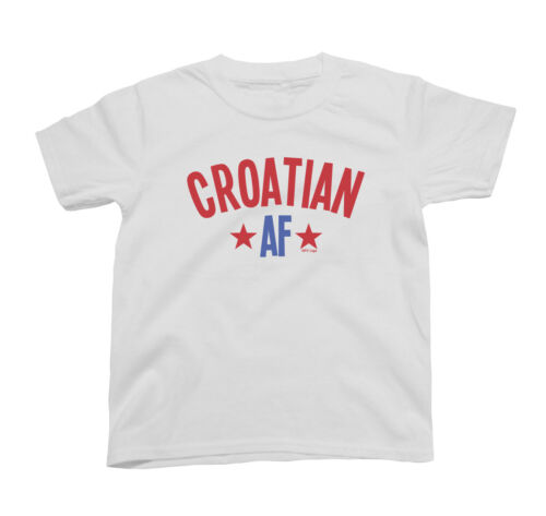 CROATIA World Cup 2018 T-Shirt Football Family Choice Mens Womens Kids Baby