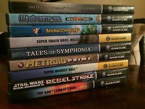 Nintendo GameCube Games Lot - Bundle of 9 Games - NTSC