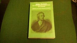 Walter Euchner - La filosofia politica di Locke - Laterza -1976, 3gn21