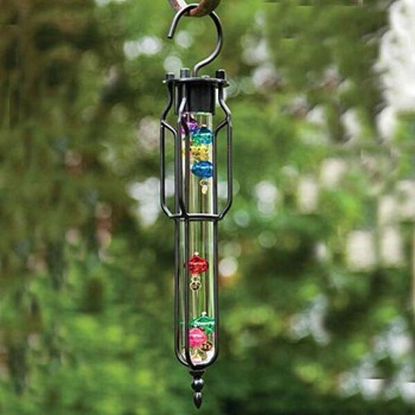 NEW IN BOX Heebie Jeebies Hanging Galileo Thermometer 48cm