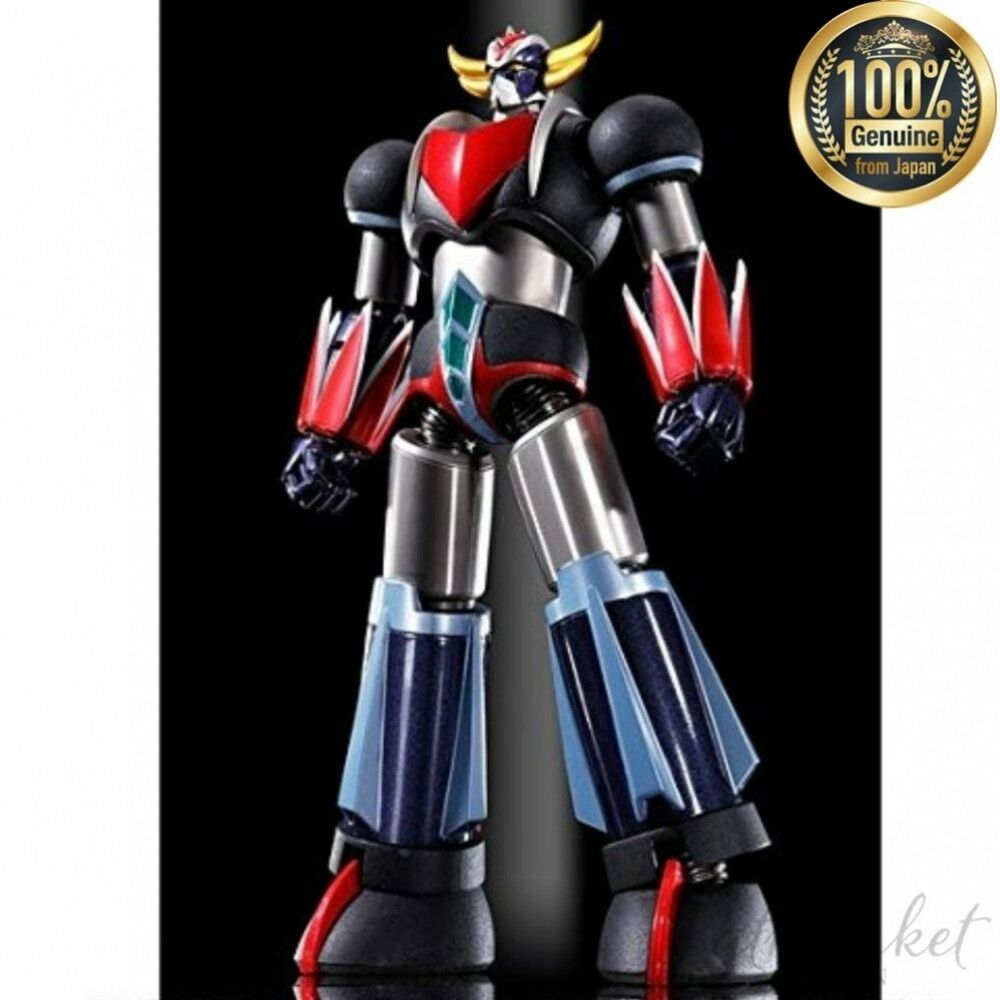 BANDAI Super robot super alloy Figure 12864 Grendizer Iron finish Iron finish