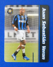 CARD FOOTBALL FLIX 2005/06 - N. 45 - VERON - INTER