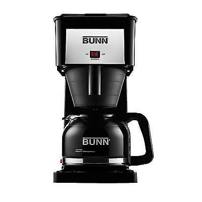 Bunn Velocity Brew haute altitude 10 Tasse Home Coffee Brewer Maker Noir