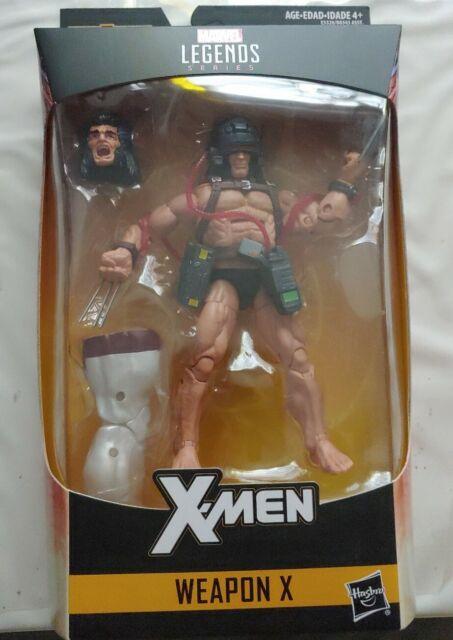 """WEAPON X WOLVERINE Marvel Legends Caliban BAF 6"""" Action Figure"""