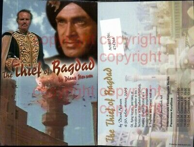 474264,film Reklame The Thief Of Badgad Diane Nerwen Panorama Kurzfilm Im Sommer KüHl Und Im Winter Warm
