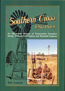 Southern-Cross-Engines-An-Illustrated-History-of-Toowoomba-Foundry-039-s