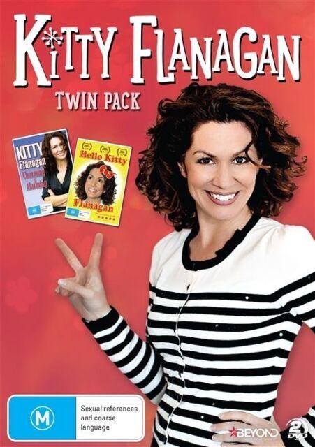 Kitty Flanagan Twin Pack (2 DVD Set) - Region 4