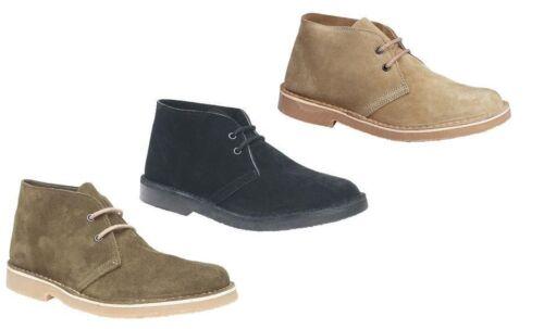 Roamers M400 homme desert bottes chaussures