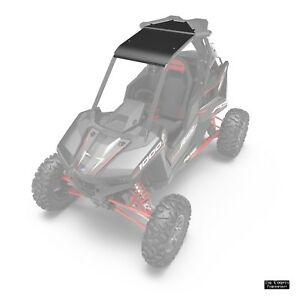 Pure Polaris Aluminum Roof Rzr Rs1 Matte Black Aluminum