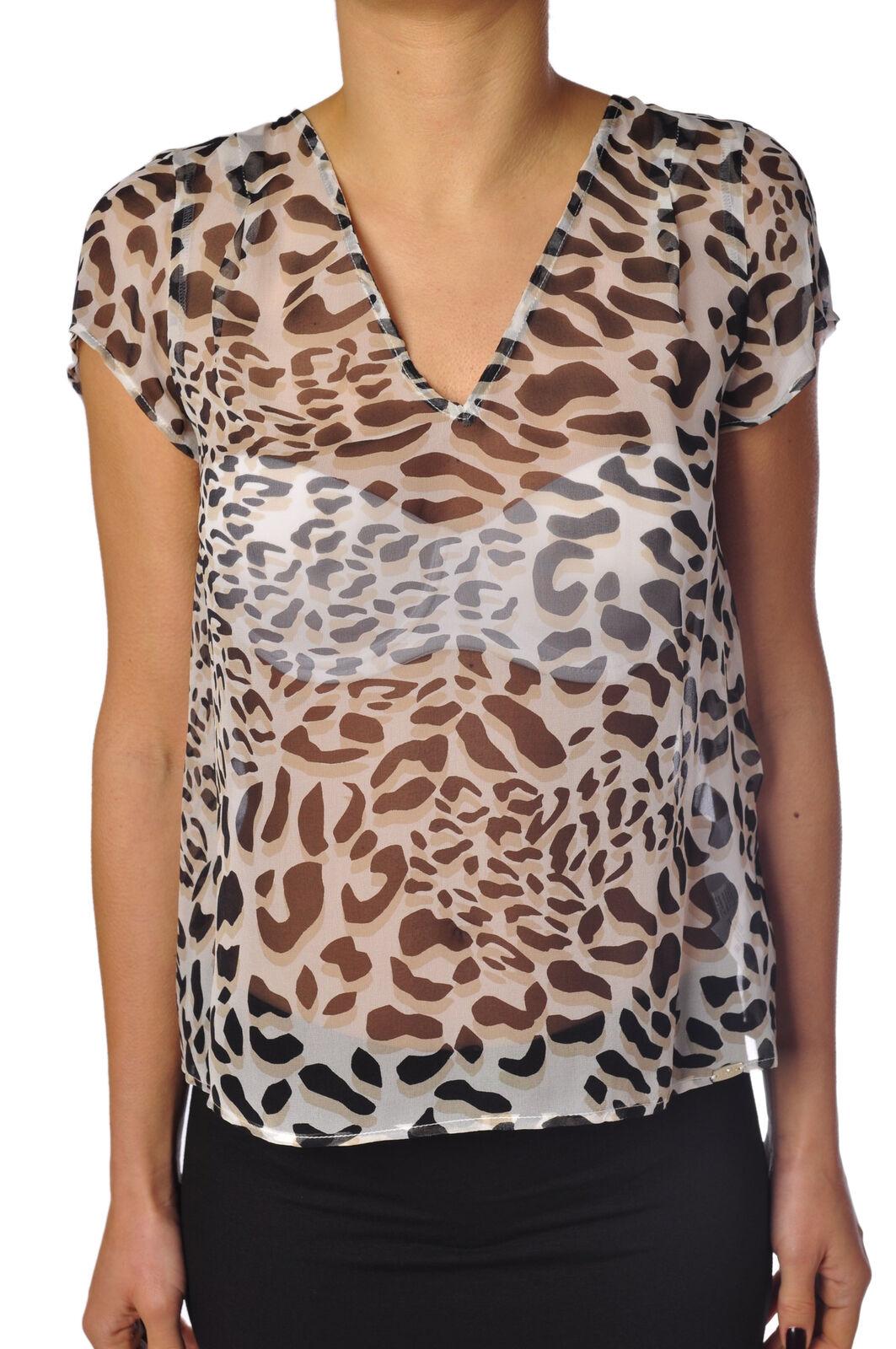 Liu-Jo - Topwear-Tops - woman - Beige - 745001E192002