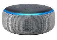 Amazon Echo Dot (3rd Generation) Smart Speaker- Heather Gray