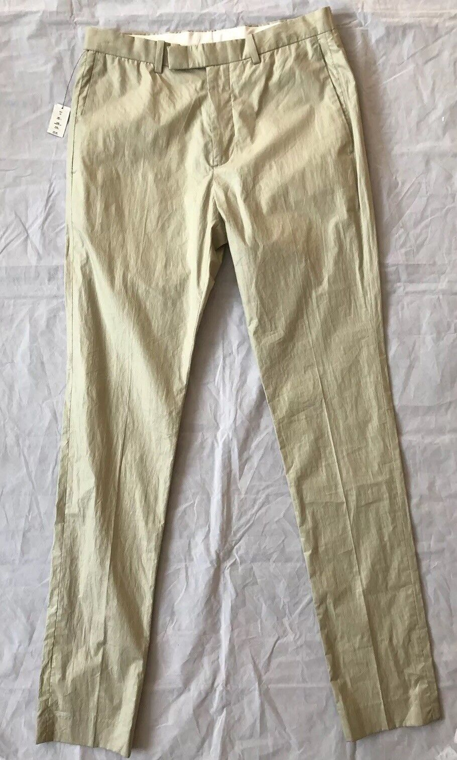 Theory Women's Zaine TT Bemison Cotton Pants Size 28  NWT