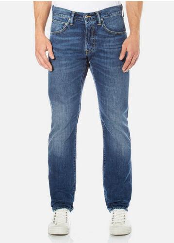 Wash Uomo 80 Jeans savage L34 Val Edwin W30 Sottile Ed profondo 50wwtq7x