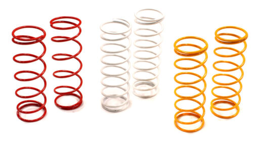 INTEGY RC Car C25096 Speed Tune Front Spring Set 6 for Losi 5ive-T