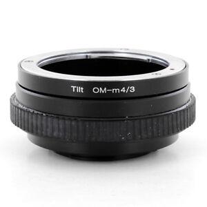 Zykkor-Macro-Tilt-Adapter-for-Olympus-OM-Lens-Mount-to-Micro-4-3-Camera-Body