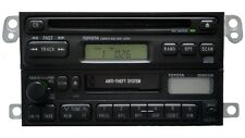 Toyota 4Runner AVALON Camry Celica Sienna T100 Radio Tape CD Player A16409 90-04