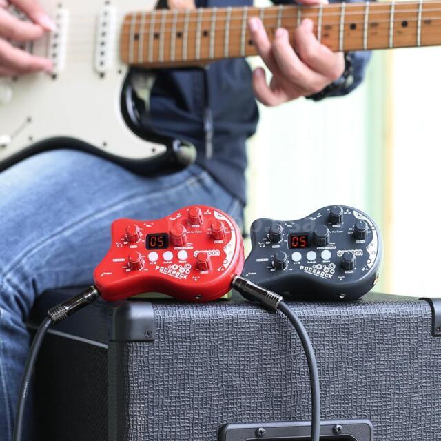 ammoon guitar multi effect processor effect pedal us plug n0l2 for sale online ebay. Black Bedroom Furniture Sets. Home Design Ideas