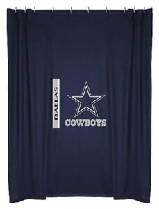NEW-DALLAS-COWBOYS-Logo-Jersey-Mesh-Shower-Curtain-IN-STOCK