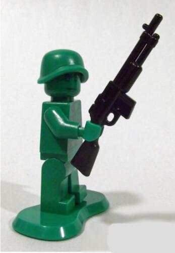 LEGO 30071 Toy Story Army Soldier Minifigure Jeep BrickArms BAR /& Lewis Gun WWII