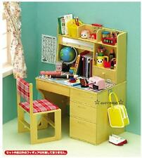 Re-Ment miniature doll accessory Study Desk used