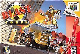 Blast Corps (Nintendo 64, 1997) for sale online | eBay