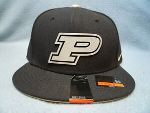 Image is loading Nike-Purdue-Boilermakers -True-Reflective-BRAND-NEW-snapback- 8e7fdeb4b520