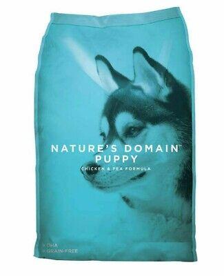 Kirkland Signature Nature's Domain Puppy Formula Chicken ...