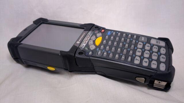 Motorola Symbol 9090 Mc9090-ku0hjefa6wr Wavelink Barcode Scanner Wm5 Mc9090k