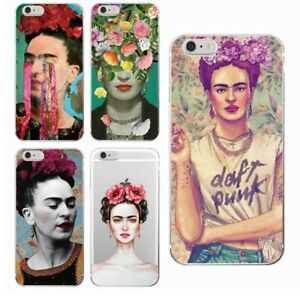 Fundas-para-los-moviles-FRIDA-KAHLO-iPhone-4-4S-5-5C-5S-SE-6-6S-7-6-7-Plus