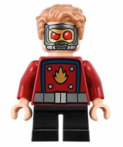 LEGO-SUPER-HEROES-76090-Mighty-Micros-STAR-LORD-mini-figure-only