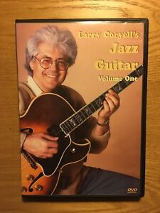 Larry-Coryell-039-s-Jazz-Guitar-Vol-1-DVD-NTSC