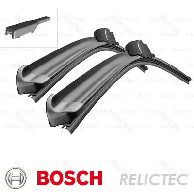 "22/""//21/"" Bosch Superplus Front Wiper Blades Genuine OE Quality Windscreen Window"