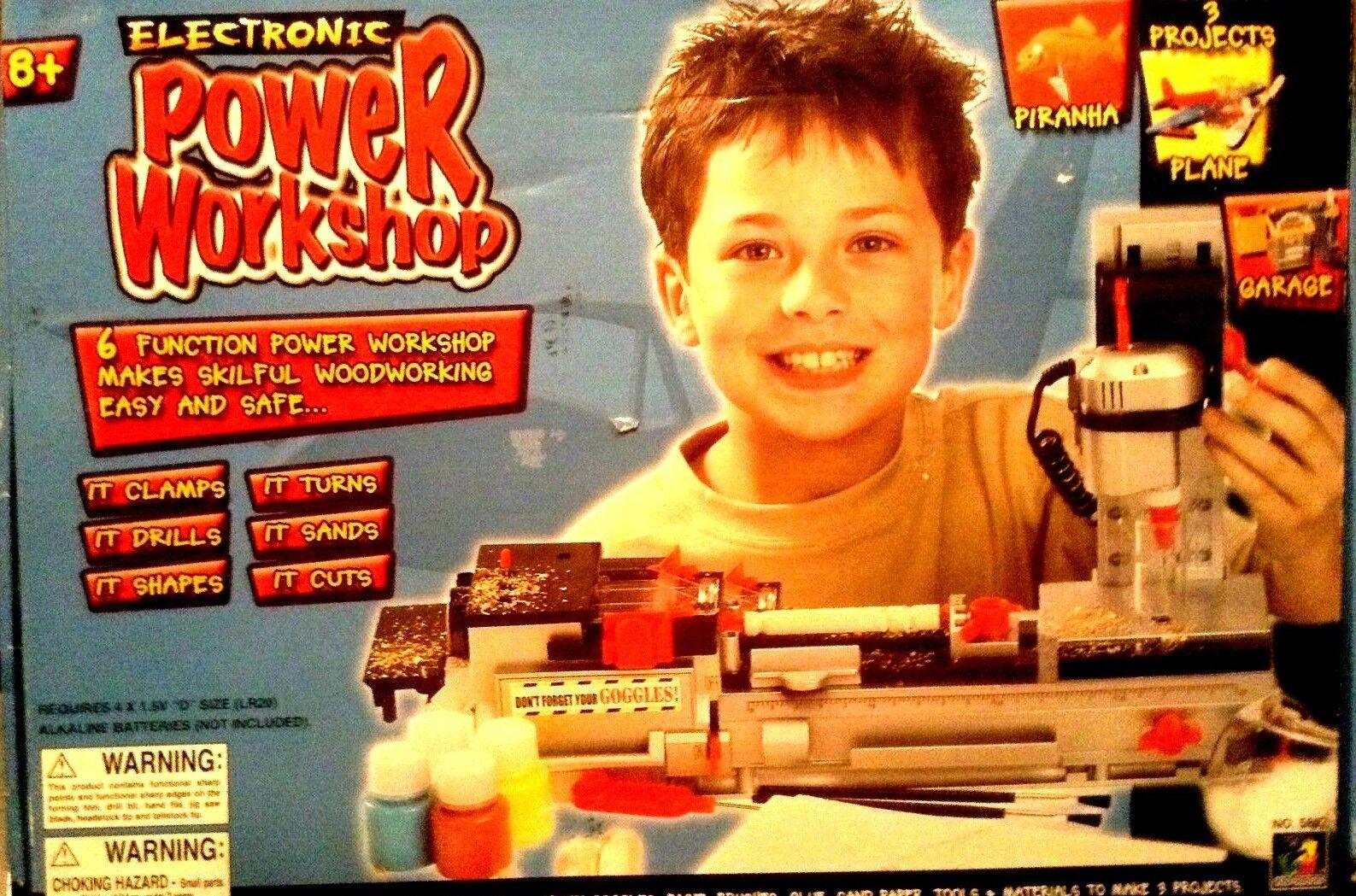 Sällsynt Electronic Power Workshop av Kid-Riffific