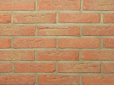 Handform-verblender Wf Bh111 Rot Nuanciert Klinker Vormauersteine VerrüCkter Preis Heimwerker