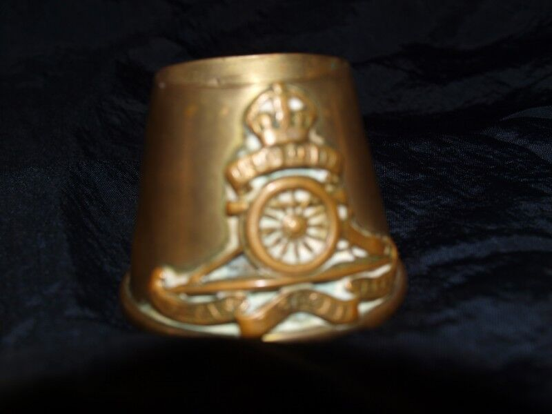 Cap Badge: Royal Artilery