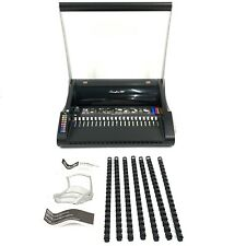 Combbind C20 Swingline Gbc Punch Amp Bind System With7 12 Binding Combs