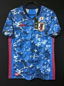 2020 JAPAN Home Jersey Soccer Shirt adidas O(Japan Size) *BNWT*