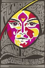 MINT Vanilla Fudge Donovan 1967 BG 84 Psychedelic Fillmore Poster