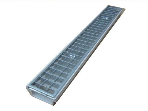 Entwässerungsrinne A15 Wolfa Flachrinne 58mm Entwässerungskanal Rinne Ablauf TOP