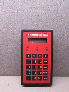OPTO 22 MODEL 1 LC COMMUNICATOR