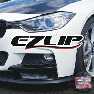 EZ-Lip Spoiler Spoiler Lèvre Lèvre Front spoiler adapté pour bmw e46 Tuning