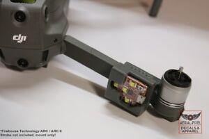 Firehouse-Technology-ARC-ARC-II-LED-Strobe-Mount-for-DJI-Mavic-2-Pro-Zoom-Drone