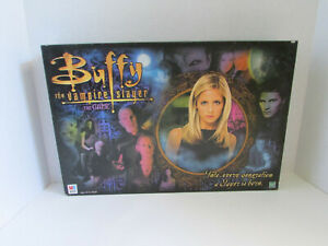 VINTAGE 2000 Buffy the Vampire Slayer The Game - Milton ...