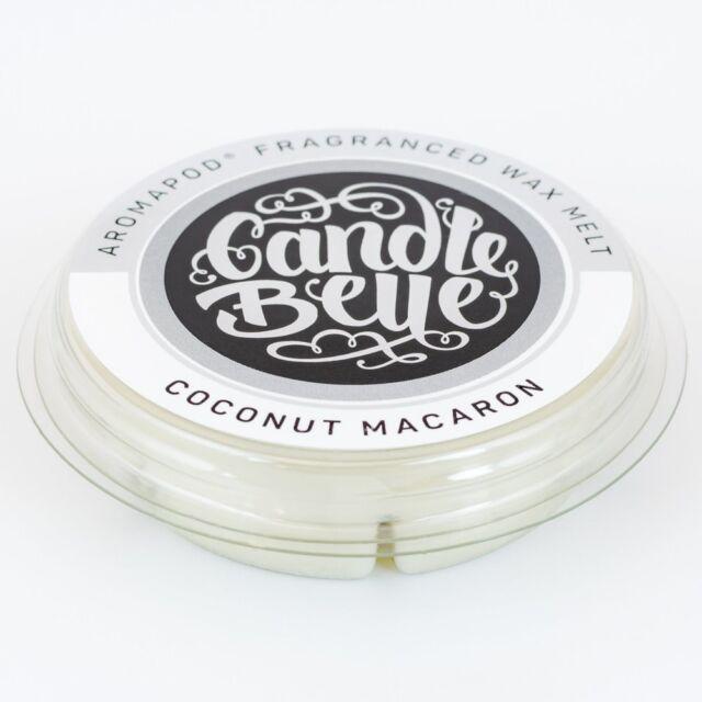 Candle Belle® Aromapod® DECO Coconut Macaron Fragranced Wax Melt 48g