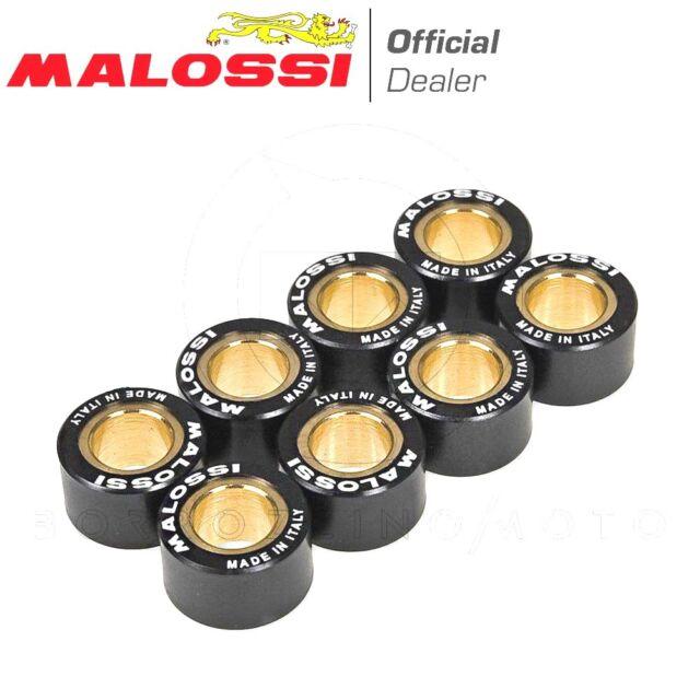 MALOSSI 8 RULLI VARIATORE HT ROLL GR.15 YAMAHA T-MAX TMAX 500 2006 6613561.D0