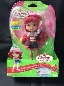 Bandai Strawberry Shortcake Saveur Swirl Doll-afficher Le Titre D'origine