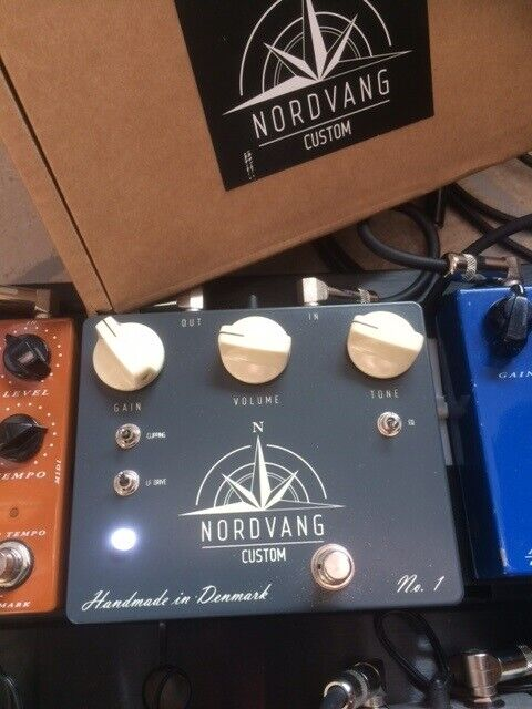 OverDrive / Boost Nordvang Custom No.1